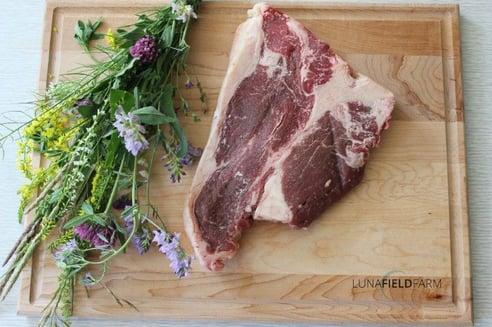 luna field steak