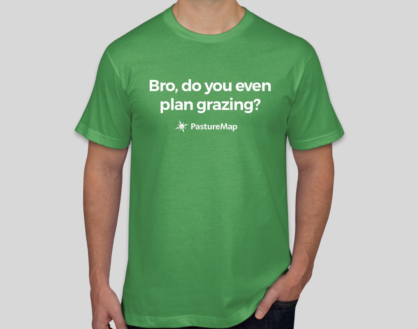 Bro Grazing