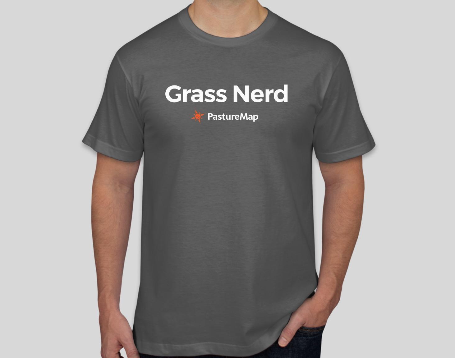 Grass Nerd Front